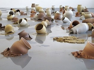 Karin Lehmann, Sediment Sampling, 2014